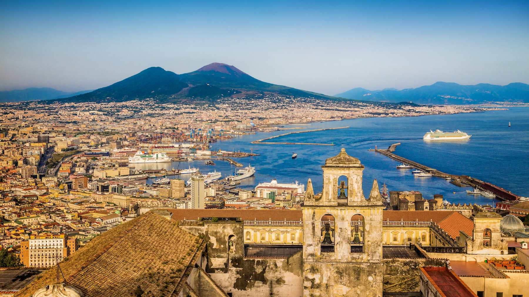 Pianificazione metropolitana – Seminario di studio INU Campania