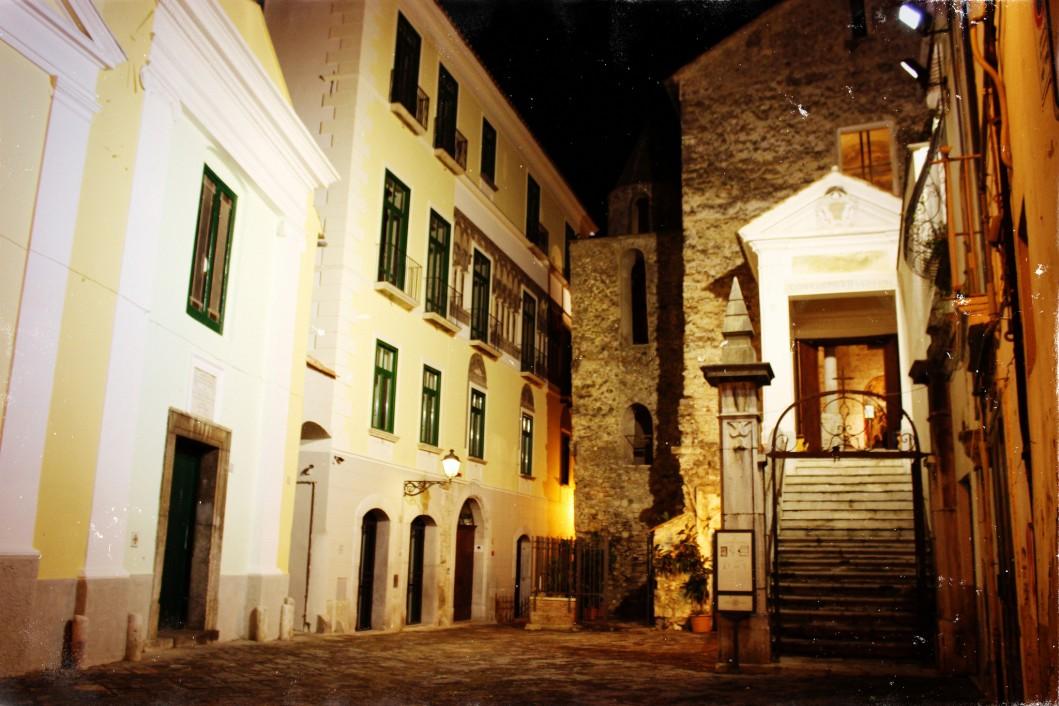 La bellezza dei secoli a Salerno