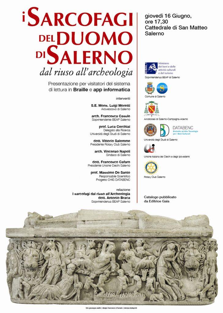 I Sarcofagi del duomo di Salerno