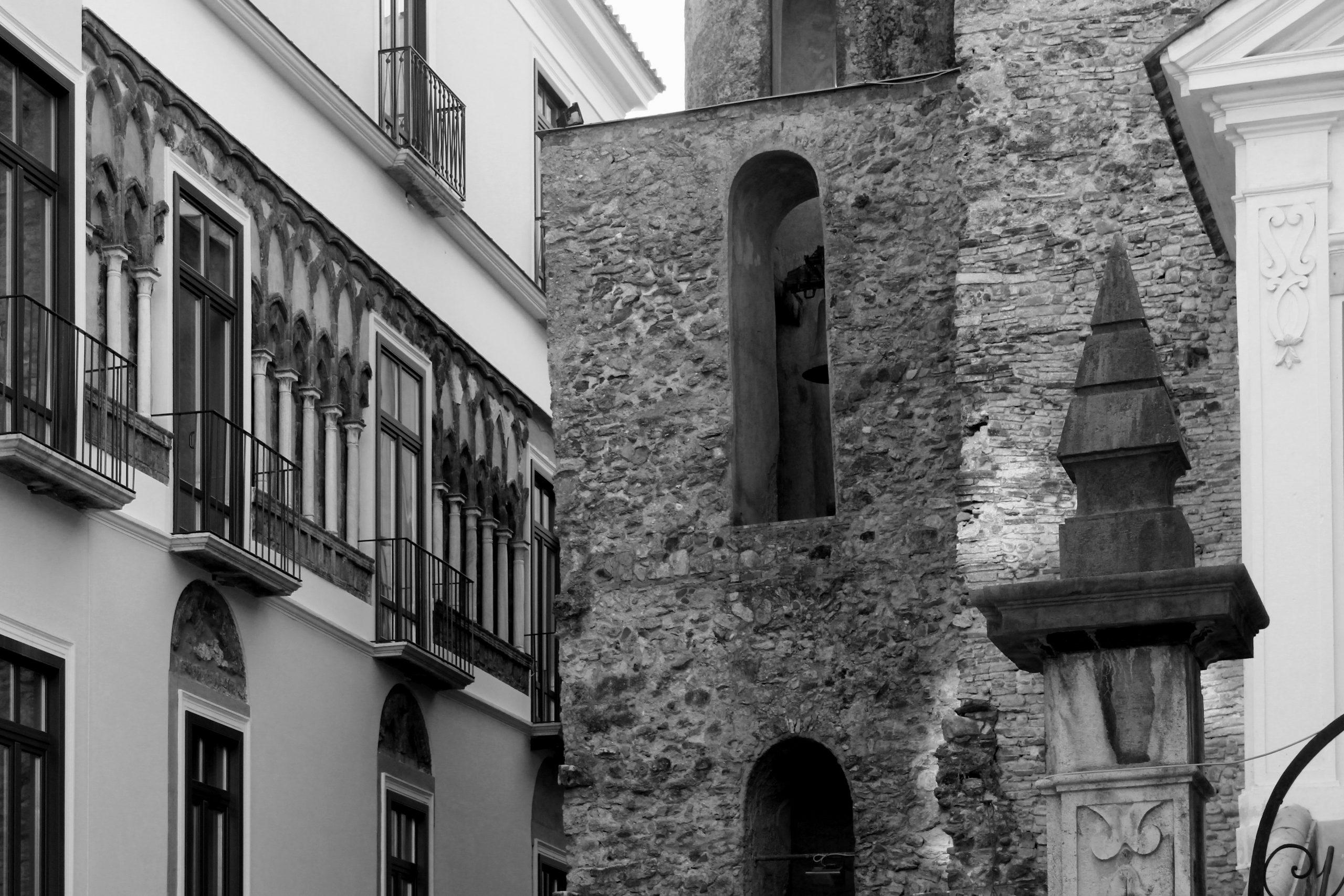 Databenc e il centro storico di Salerno