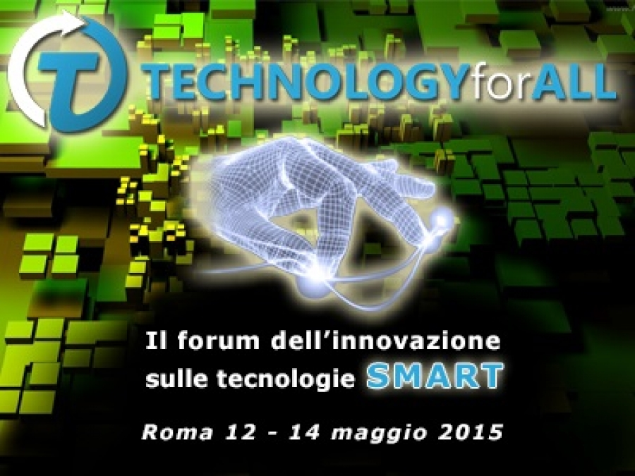 Forum TECHNOLOGYforALL 2015