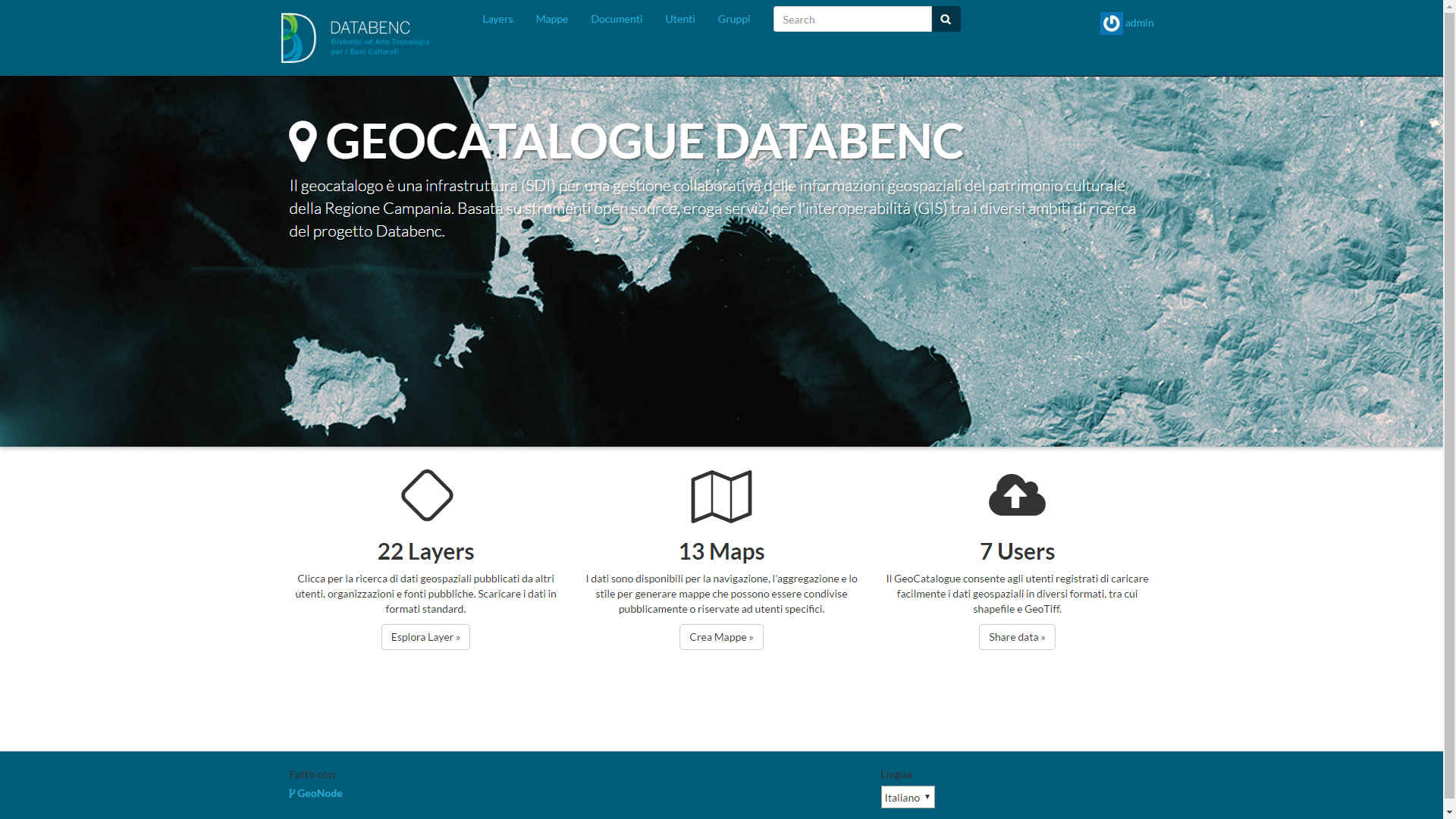GEOCATALOGUE