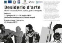 Mostra Concorso: Desidero d'Arte