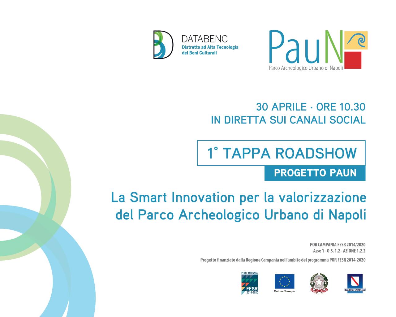 La Smart Innovation per la valorizzazione del Parco Archeologico Urbano di Napoli