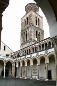 Cattedrale di San Matteo - il quadriportico