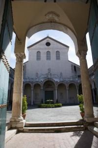 Cattedrale - Ingresso